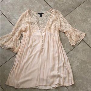 Forever 21 mini boho dress